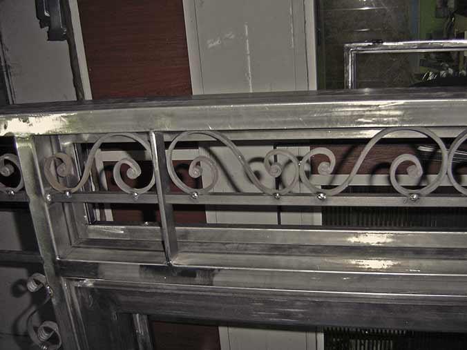 Puerta de hierro de segunda mano simple china alibaba for Puerta hierro segunda mano