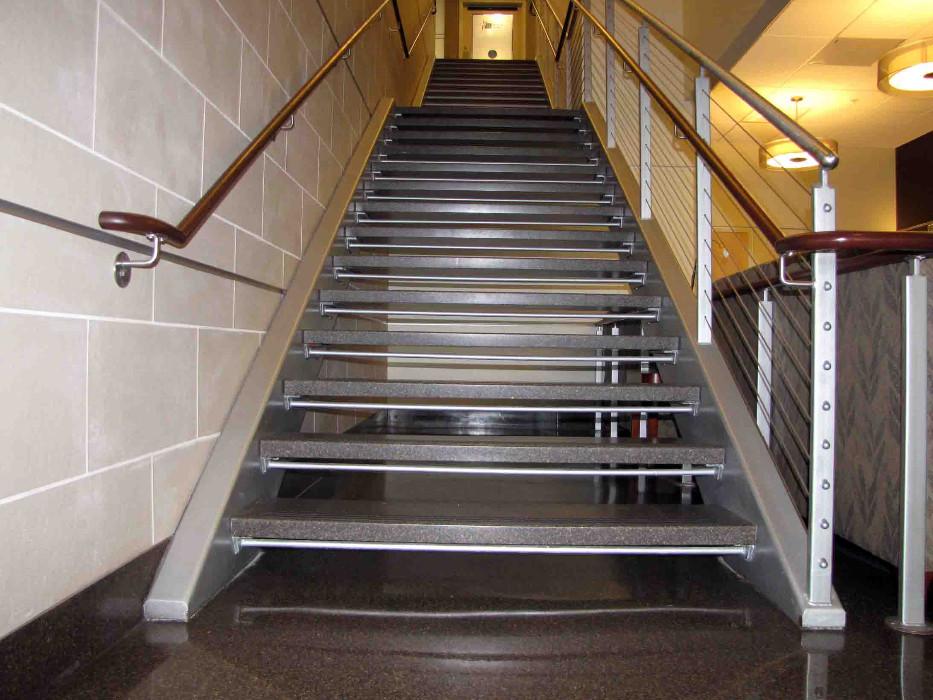 Escaleras met licas en acero galvanizado aluminio acero - Escaleras de hierro para exterior ...
