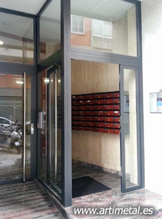 Puerta exterior hierro cheap excelentes modelos de diseos - Puertas exterior hierro ...