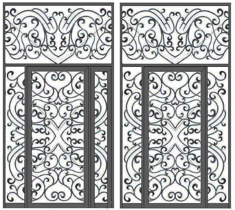 Rejas hierro forjado rejas para ventana de hierro forjado for Puertas de hierro forjado fotos